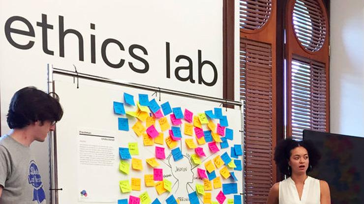 Georgetown University's Ethics Lab