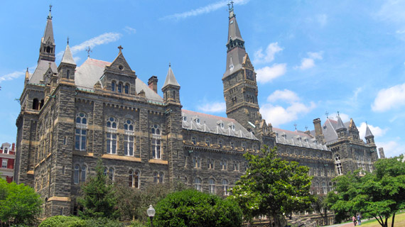 Georgetown University Tech & Society